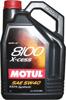 Отзывы о моторном масле Motul 8100 X-cess 5W40 5л