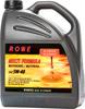 Отзывы о моторном масле ROWE HIGHTEC MULTI FORMULA 5W40 5л