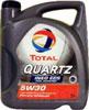 Отзывы о моторном масле Total Quartz Ineo ECS 5W30 4Л