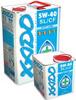 Отзывы о моторном масле Xado Atomic Oil 5W-40 SL/CF City Line 0.5л