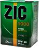 Отзывы о моторном масле ZIC 5000 10W-40 4л