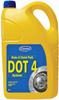 Отзывы о тормозной жидкости Comma DOT4 5л
